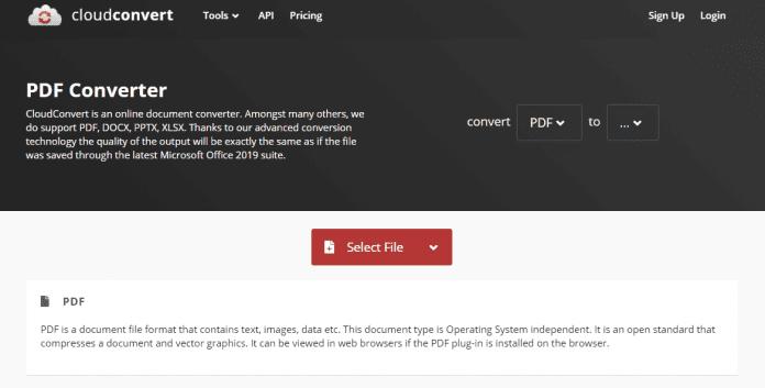 PDF modifica