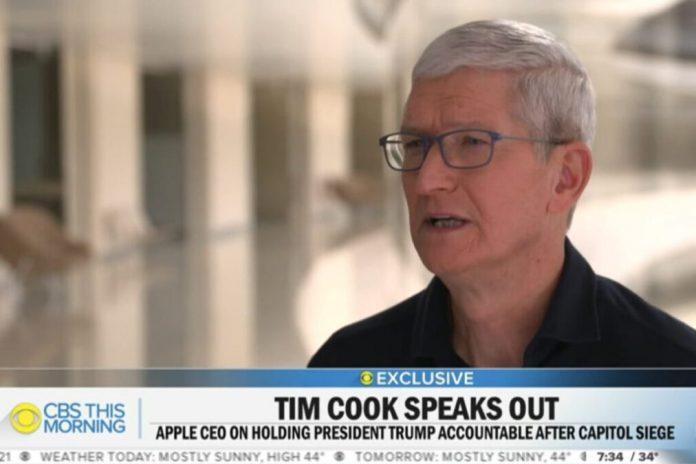 Apple annuncio