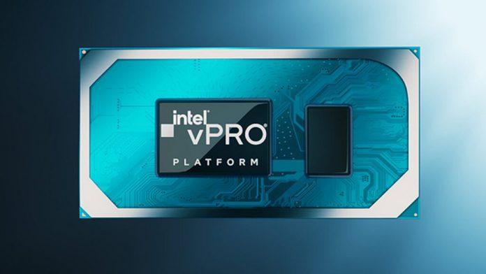 Processori Intel vPro di undicesima generazione