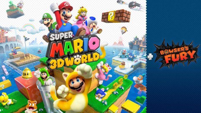 uper Mario 3D World e Bowser s Fury