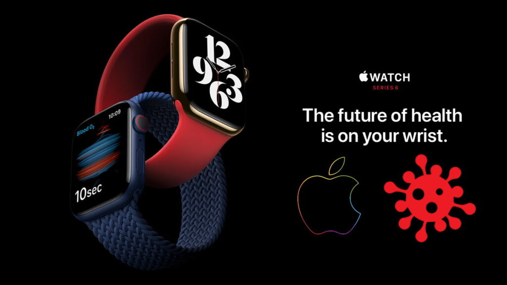 apple watch and covid