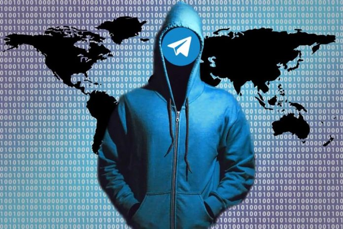 Telelegram posizione hacker