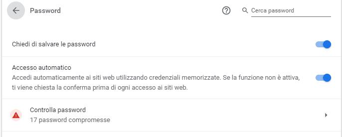 Chrome aggiornamento 88