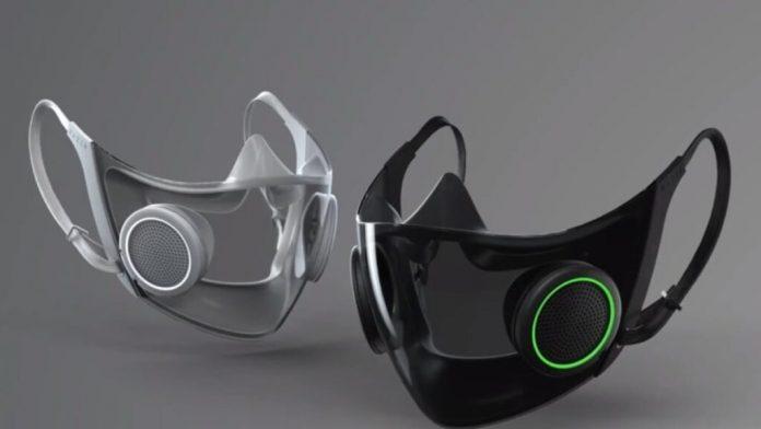 Razer mascherina high tech