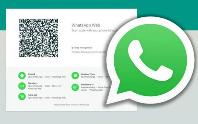 WhatsApp Web numeri indicizzati Google