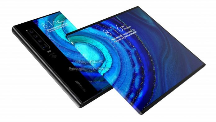 Huawei Mate X2 scheda tecnica data di uscita