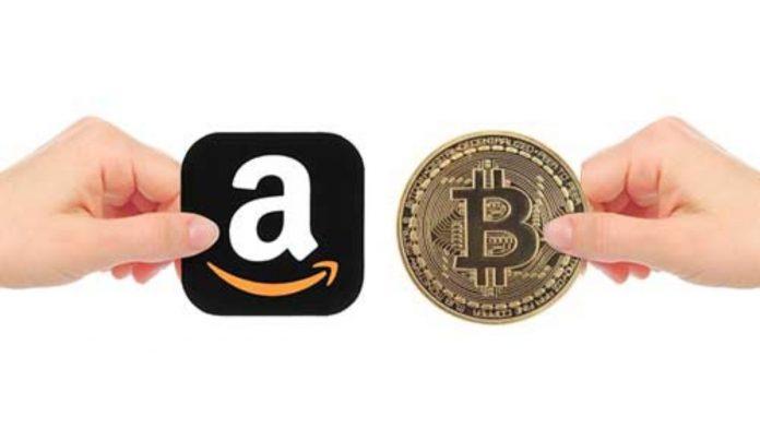 Amazon criptovaluta