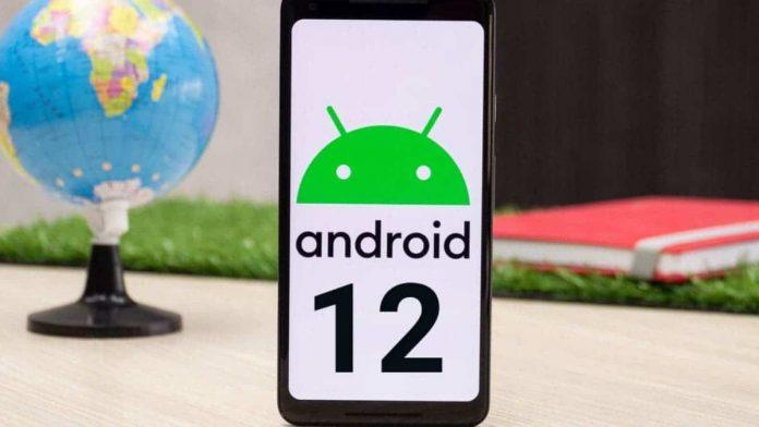 Aggiornare Android 12