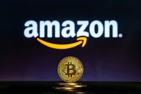 Risultato immagini per amazon bitcoin