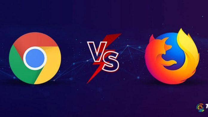 Chrome o Firefox
