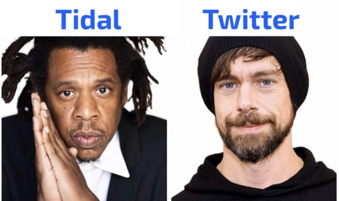 twitter acquista tidal
