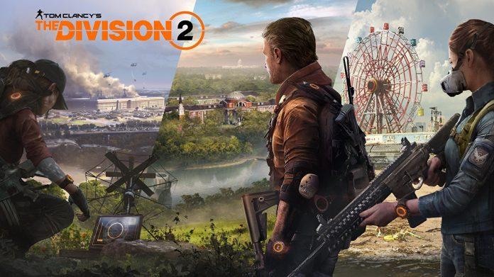 The Division 2 aggiornamento