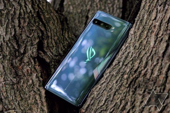 asus ROG Phone 5 data uscita scheda tecnica