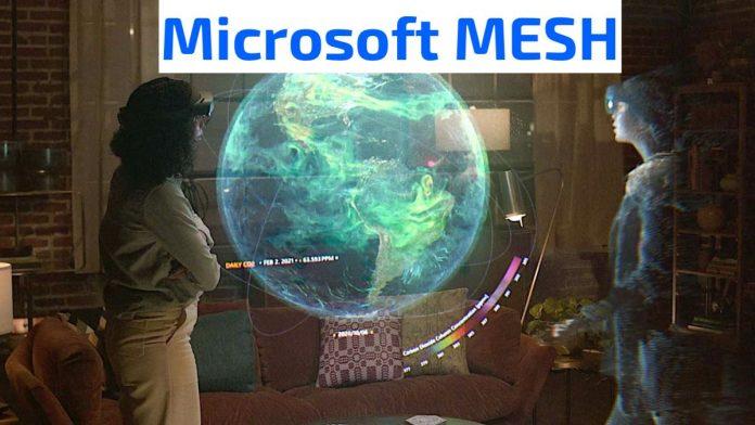 microsoft-mesh