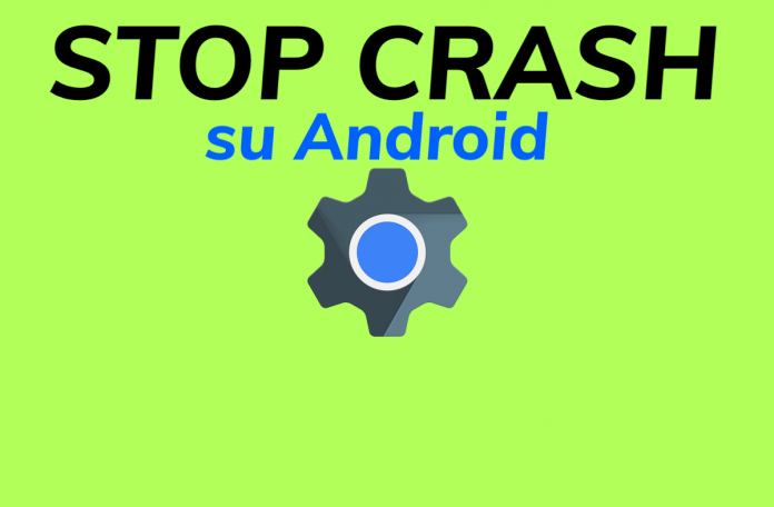 android crash