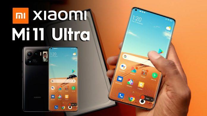 Xiaomi Mi 11 Ultra scheda tecnica data uscita