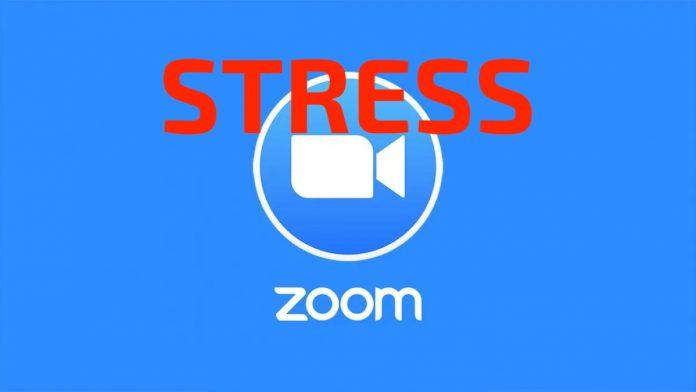 zoom stress