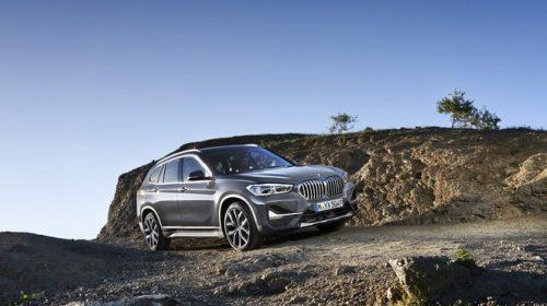 BMW iX1    la nuova elettrica si fa vedere su strada    dovrebbe arrivare nel 2022HDblog it