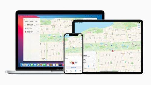 Apple |  anche accessori di terze parti rintracciabili tramite l'app Dov'èHDblog it