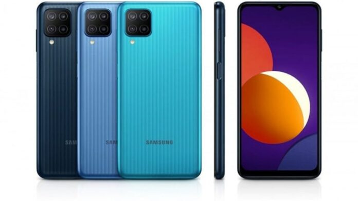 Samsung Galaxy M12 scheda tecnica