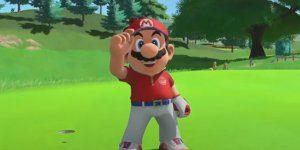 Mario Golf: Super Rush conquista la campionessa di golf Lucrezia Colombotto Rosso