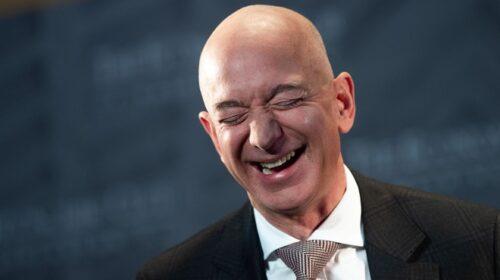 Jeff Bezos sempre più ricco: vendute azioni Amazon per 2,5 miliardi di dollariHDblog.it