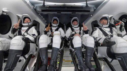 Missione Crew