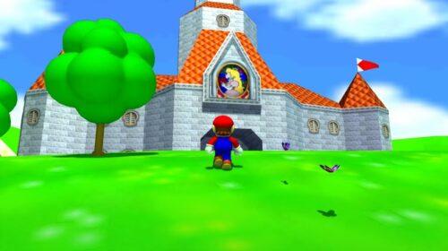 Super Mario 64 fa un salto nella next gen su PC col Ray TracingHDblog.it