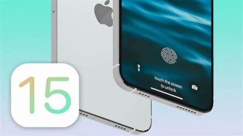 iOS 15 non sarà presente su alcuni dispositivi Apple. su quali device si potrà installare?