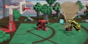 RoboDunk Reveal
