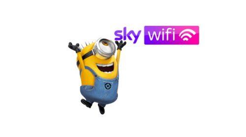 Sky WiFi, primo anno da incorniciare: sono 2.000 i comuni italiani coperti dal servizioHDblog.it