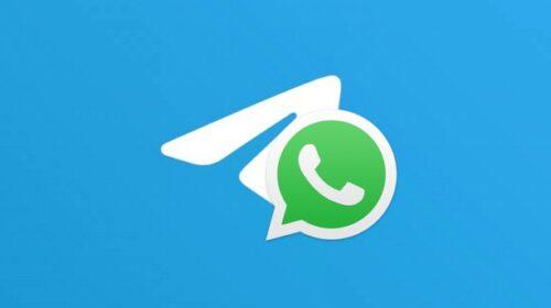Telegram beta riceve la condivisione schermo, WhatsApp una novità per adesiviHDblog.it