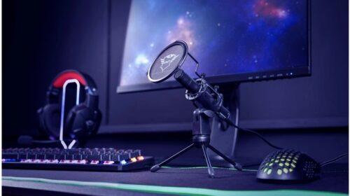 Trust presenta il nuovo microfono GXT 241 Velica dedicato a streaming e podcastHDblog.it