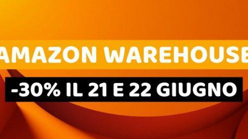 30% Amazon Warehouse Prime Day 2021: come trovare le offerte migliori sull'usatoHDblog.it