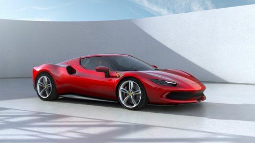 Ferrari 296 GTB, nuova supercar con V6 ibrido Plug in da 830 CVHDblog.it