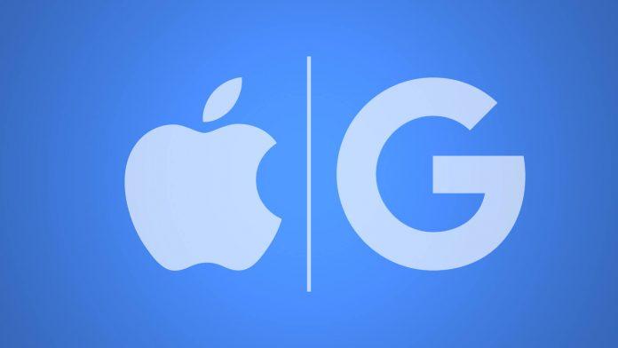 Apple google cloud