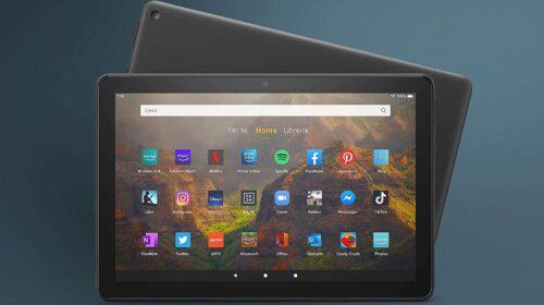 Prime Day: Fire HD 10, il top tablet di Amazon | Punto Informatico