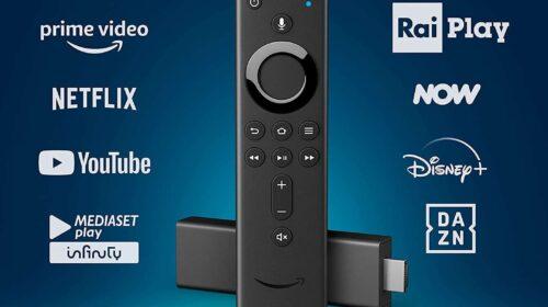 Prime Day: Fire TV Stick 4K, sconto imperdibile | Punto Informatico