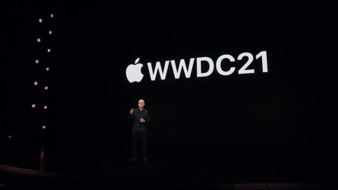 WWDC 2021 novità