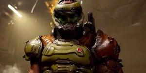 Doom cosplay