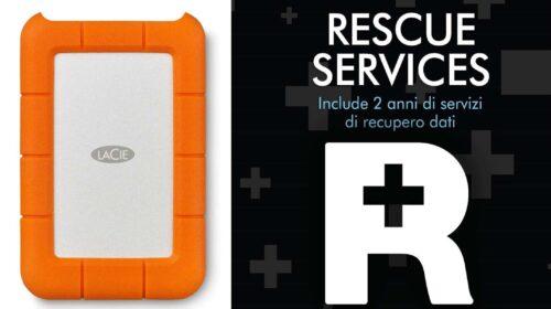 Prime Day: HDD LaCie 5TB rugged scontato di 75 euro | Punto Informatico