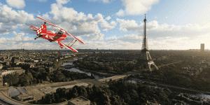 Microsoft Flight Simulator: Video in 4k da Xbox Series X