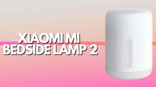 Xiaomi Mi Bedside Lamp 2: il tuo alleato notturno ( 20%) | Punto Informatico