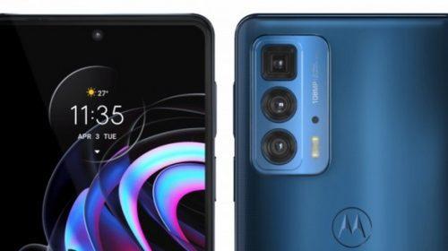 Motorola Edge 20 Pro senza segreti: anche il nuovo top gamma rinuncia ai bordi curviHDblog.it