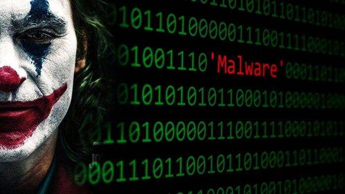 Android malware Joker
