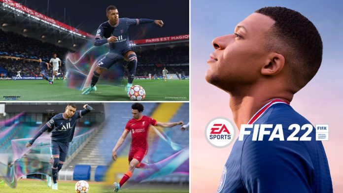 FIFA 22 demo ps5