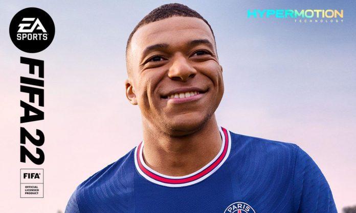 FIFA22 trailer data uscita