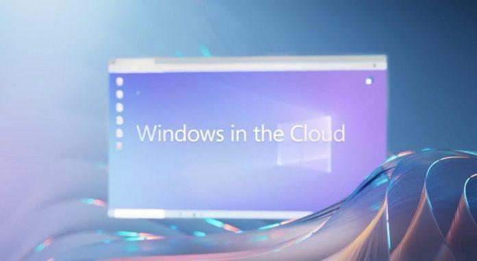 cloud windows