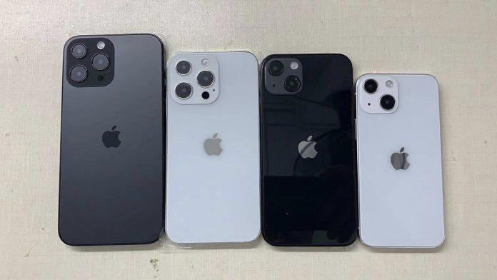 foto video iPhone 13