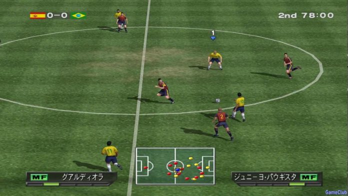 videogame calcio eFootball